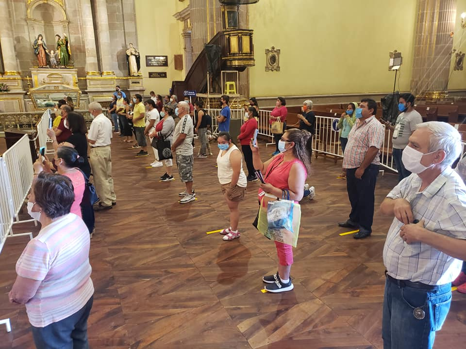 Photo of Reabren Basílica de San Juan de manera piloto