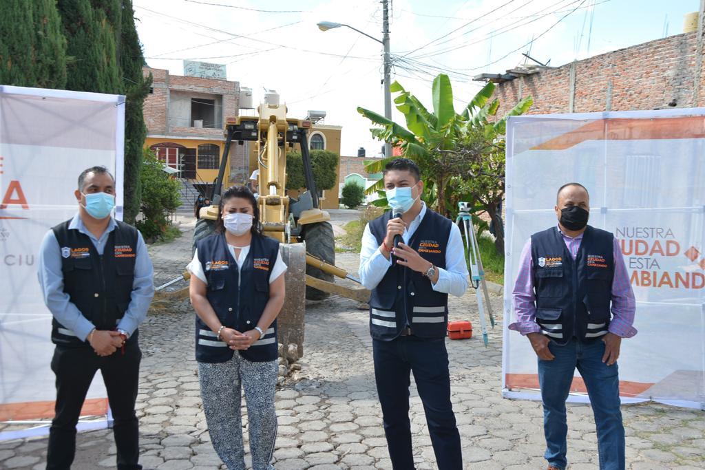 Photo of Inicia rehabilitación en calles de Colinas del Valle