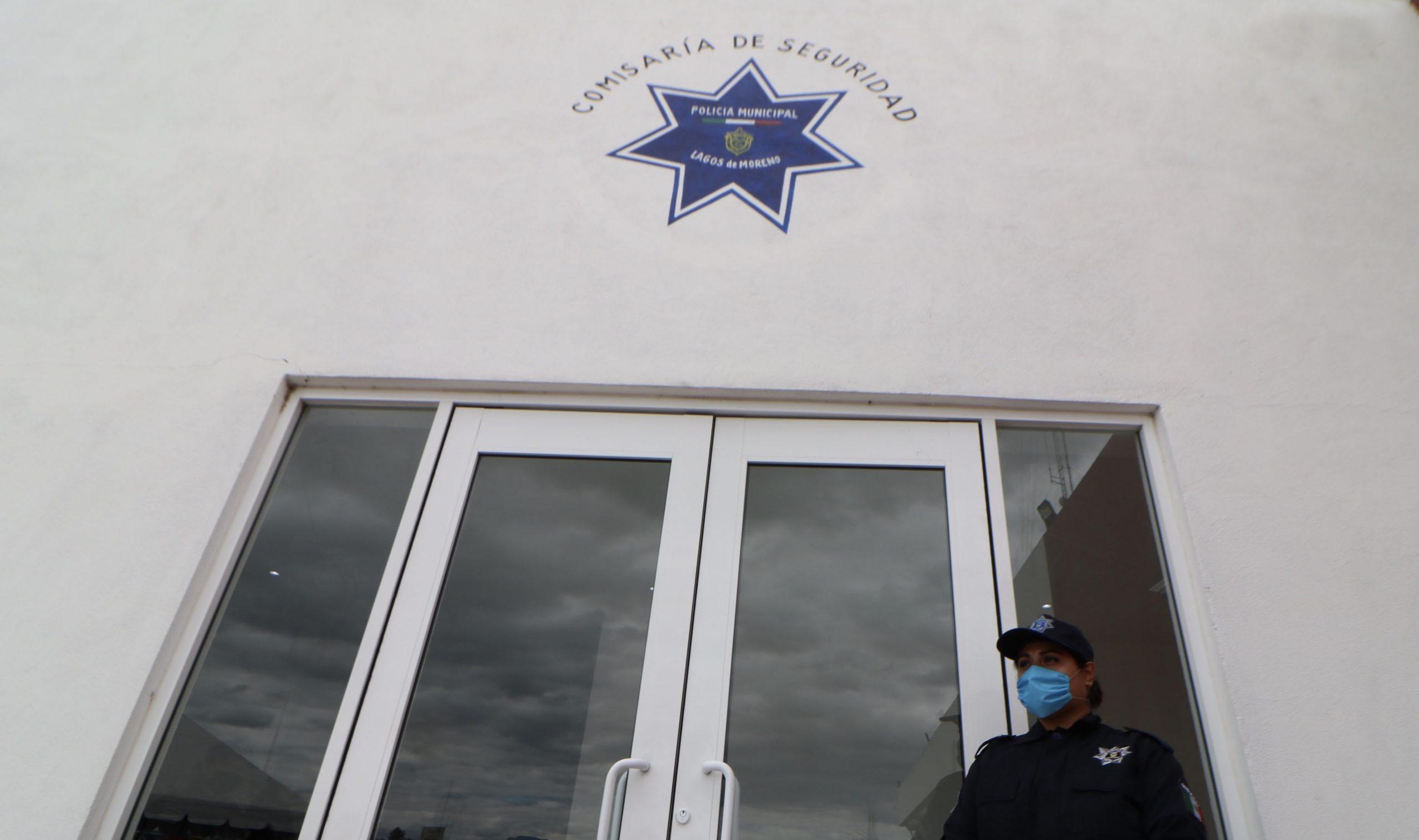 Photo of Inauguración de instalaciones de la Comisaría de Seguridad Pública