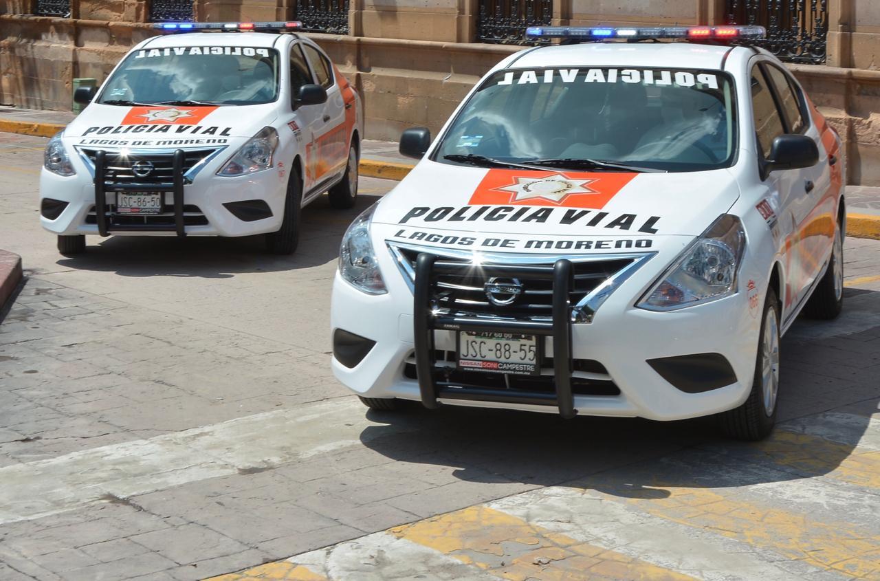 Tránsito Municipal ya cuenta con dos patrullas nuevas