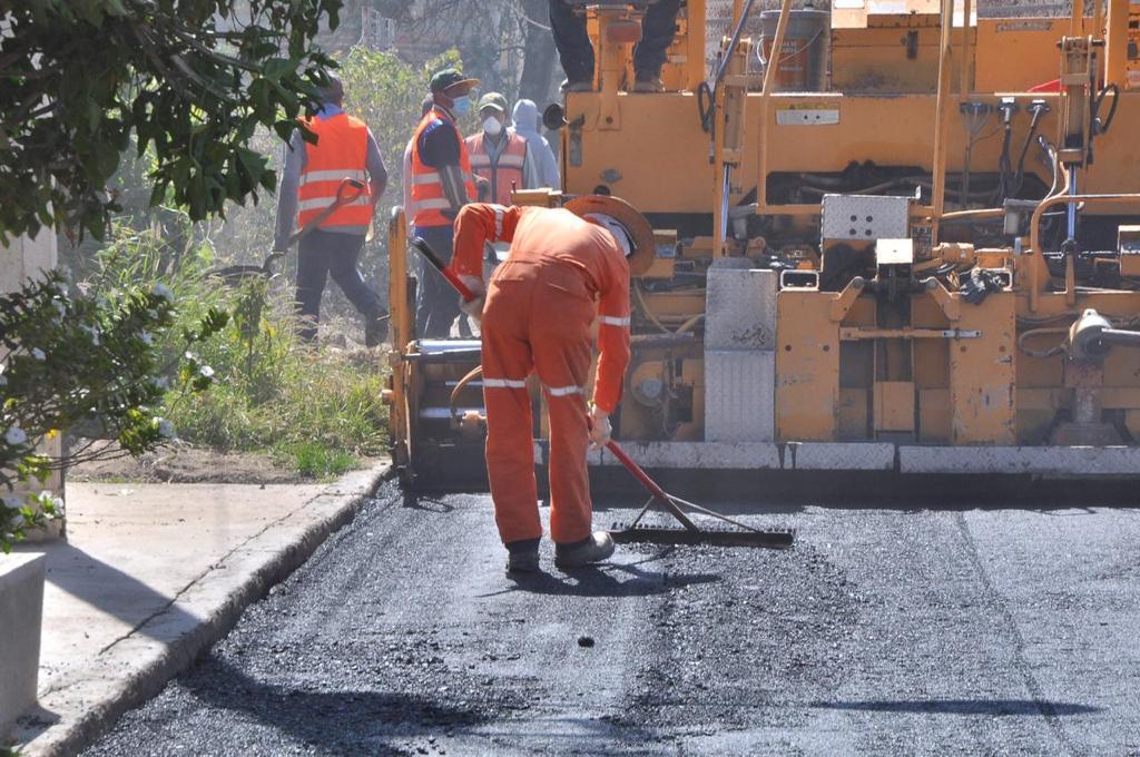 Photo of Continúa la rehabilitación de calles en Lagos