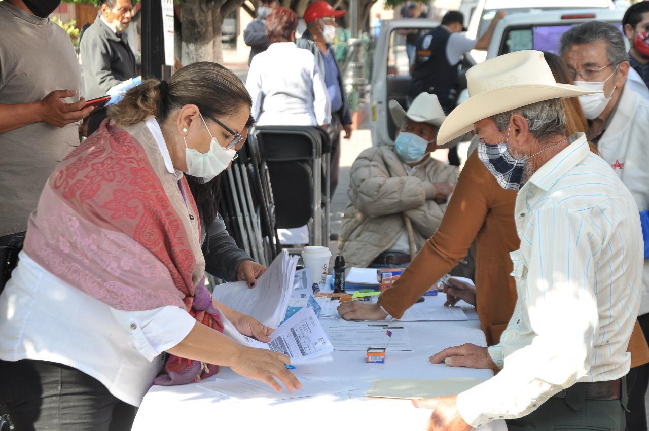 Photo of Los adultos mayores laguenses, tendrán servicio médico más accesible.