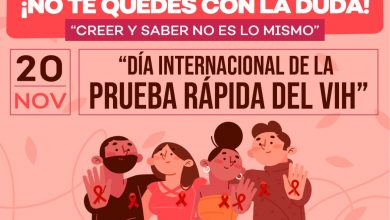 Photo of COMUSIDA aplicará pruebas rápidas de VIH