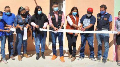 Photo of Rehabilitación de la calle Josefa Ortiz en la comunidad de Los Azulitos