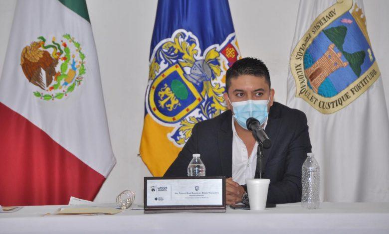 El Presidente Municipal comentó que se implementará una red de vigilancia con cámaras de seguridad, denominada C5