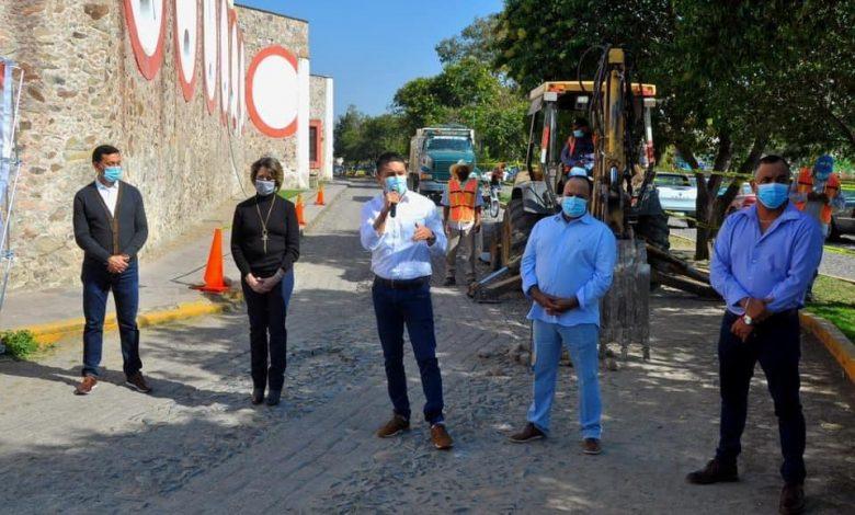 La primera parte del proyecto contempla la intervención del malecón, entre Miguel Leandro Guerra y Ramón Corona