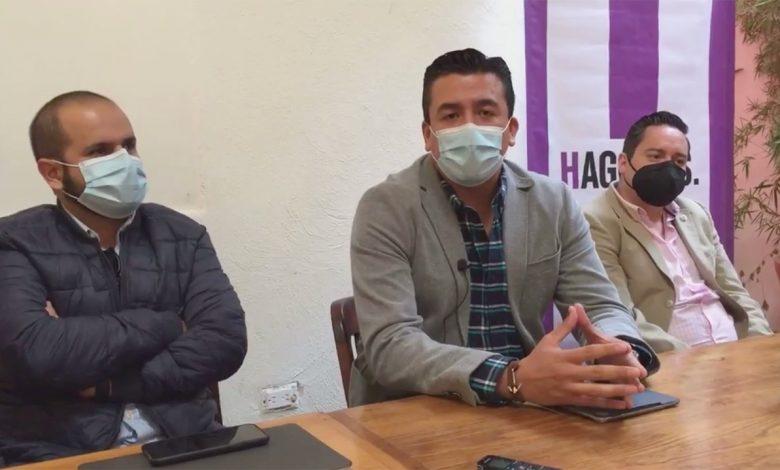 Marco Antonio González deja al PRI para encabezar Hagamos Jalisco