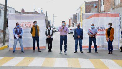 Photo of Concluye la rehabilitación de la calle Mariano Escobedo en Cuesta Blanca