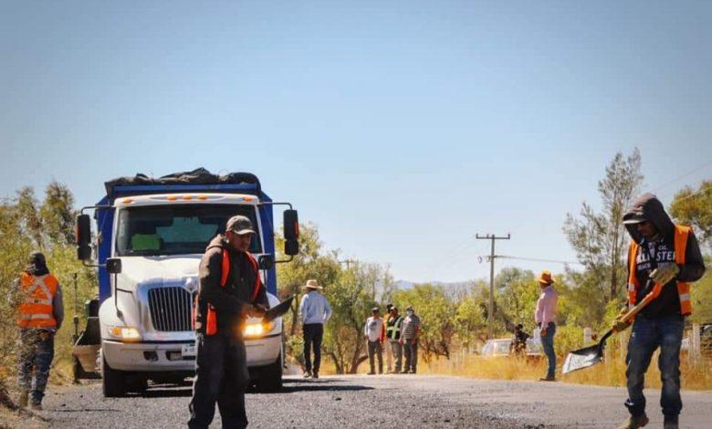 La obra consiste en un total de 8 kilómetros de tramo carretero