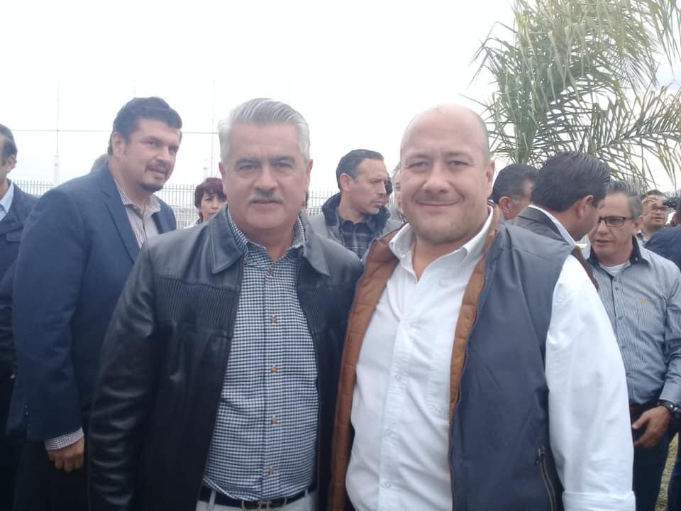Alejandro de Anda respaldó el proyecto de Enrique Alfaro y ahora podría ir como candidato por Acción Nacional.
