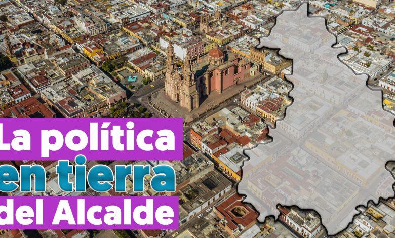 Portada La Política en Tierra del Alcalde2