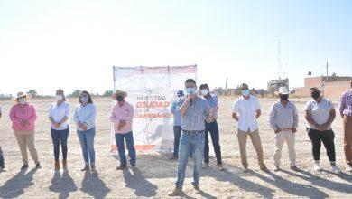 Photo of Inicia la construcción de la Unidad Deportiva en la Delegación de Betulia