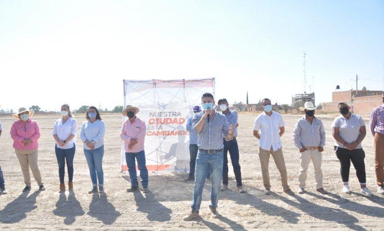 Durante la gira en la zona rural, se entregaron obras en las delegaciones de Ciénega de Mata, Los Azulitos, Betulia, El Puesto, entre otras zonas