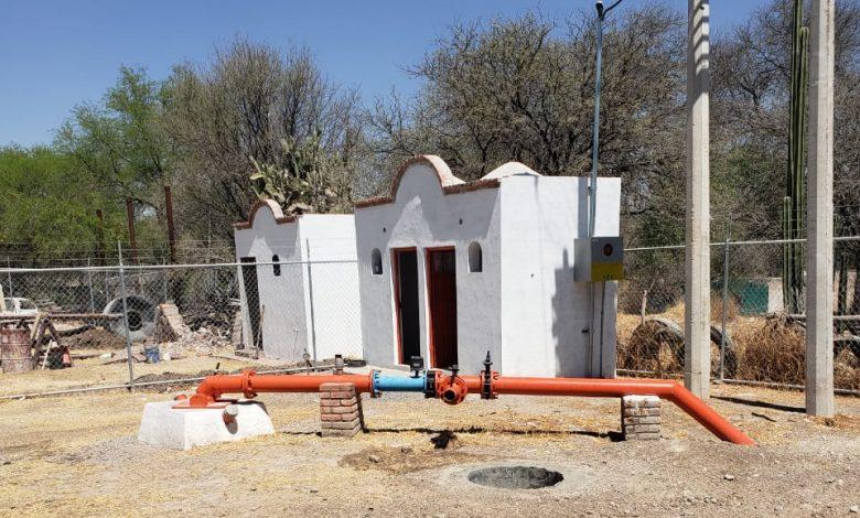 En los próximos días se conectará un nuevo pozo en Pocetas, para fortalecer la zona de Indeco