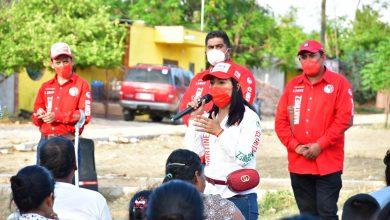 Photo of Clara Martínez, candidata del PRI, recorre la zona rural con gran aceptación