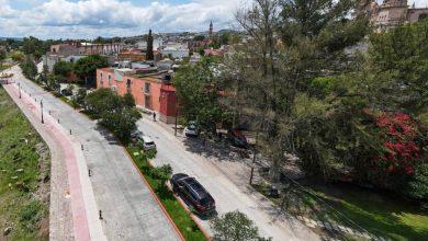 Photo of Casi listo el Paseo de la Ribera