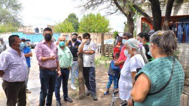 Photo of Apoya Alcalde a vecinos de La Laguna ante inundaciones