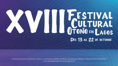 Photo of Comienza el Festival Cultural Otoño en Lagos